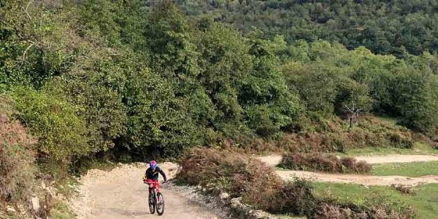 Bikereise Georgien MTB