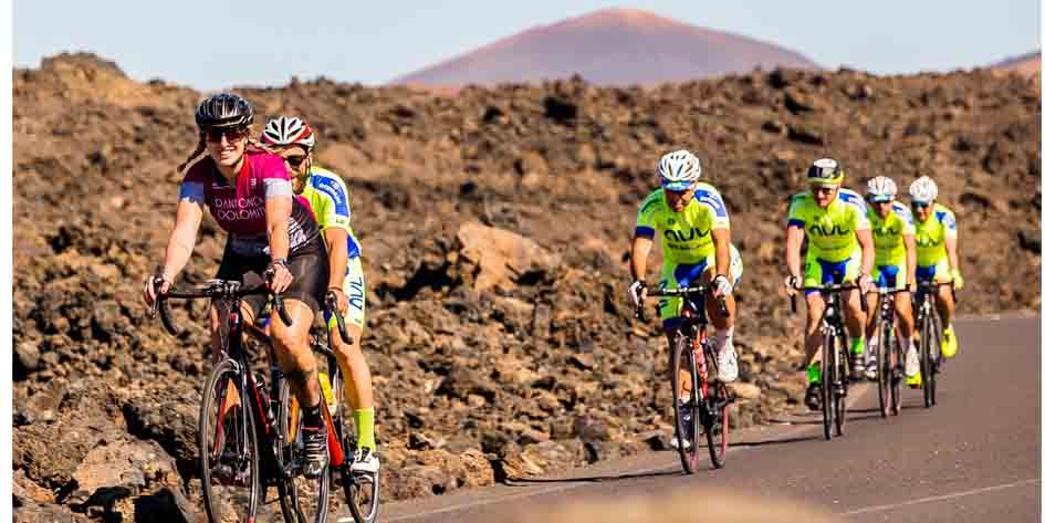 Lanzarote Rennradwoche Radsportreise