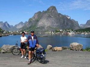 Radreise Norwegen Lofoten