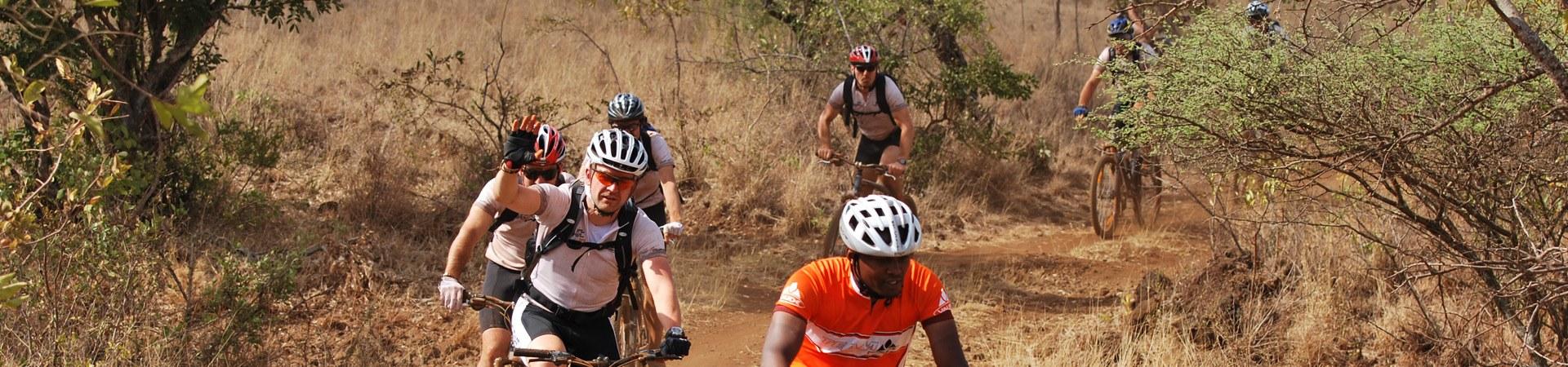 Bikereise MTB Kilimanjaro
