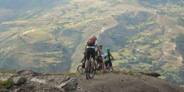 Mountainbike Albanien Kosovo