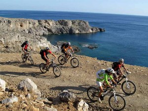 MTB-Tour Kreta