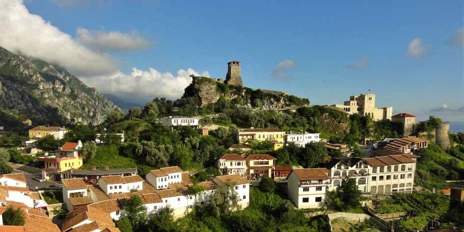 Mountainbike Reise Albanien