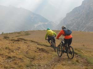Mountainbikereise Kosovo