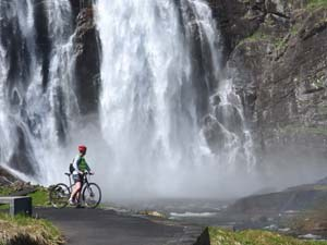 Norwegen Radreisen