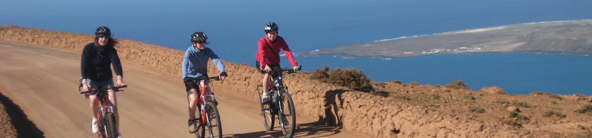 Radreise Lanzarote individuell
