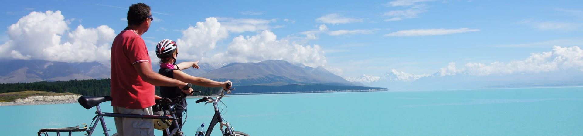 Radreise Neuseeland