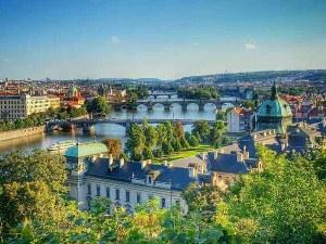 Radreise Tschechien_Prag_Wien_