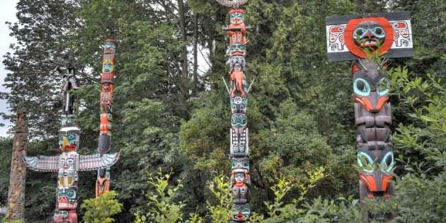 Radreise Kanada Vancouver Island