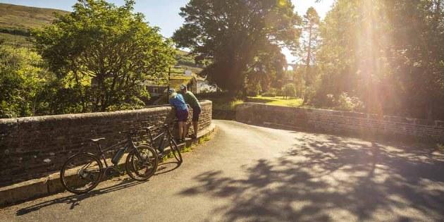 Radreise Yorkshire Dales Nordengland
