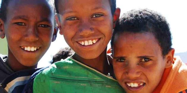 Radreise Äthiopien