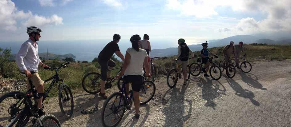 Radfahren in Albanien