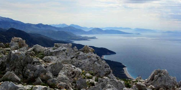 Radreise in Albanien