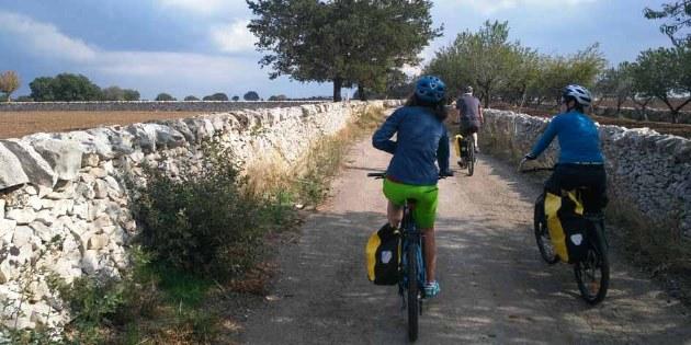 Radreise Apulien Individuell