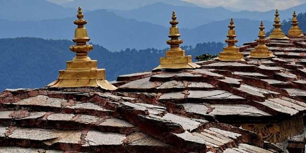 Bhutan_Radreise