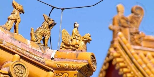 Radreise China