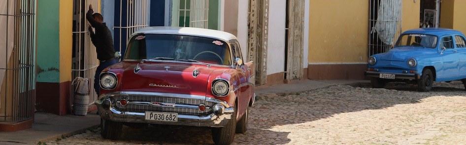 Radreise Cuba by Bike