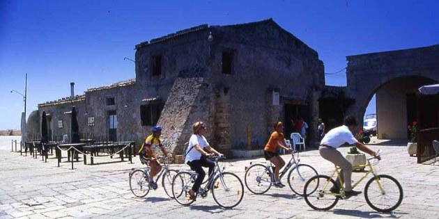 Radreise Sizilien individuell