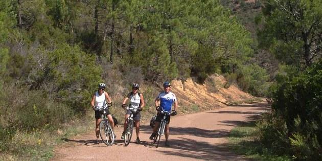 Radreise Südfrankreich - südliche Provence