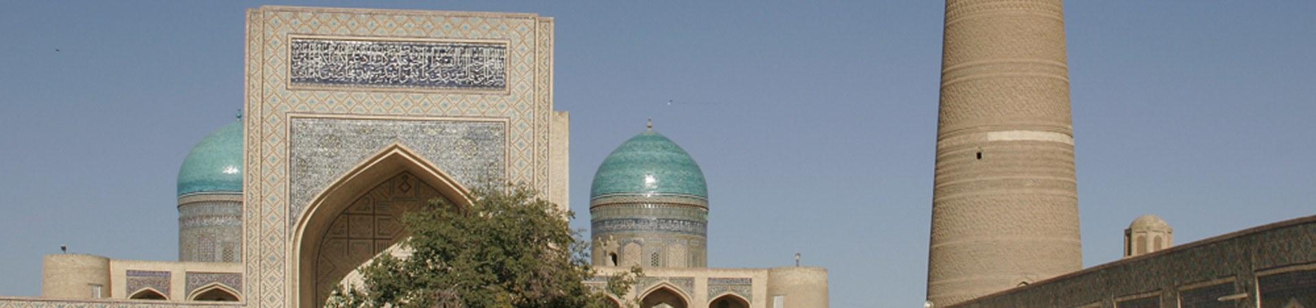 Radreise Usbekistan/Tadschikistan