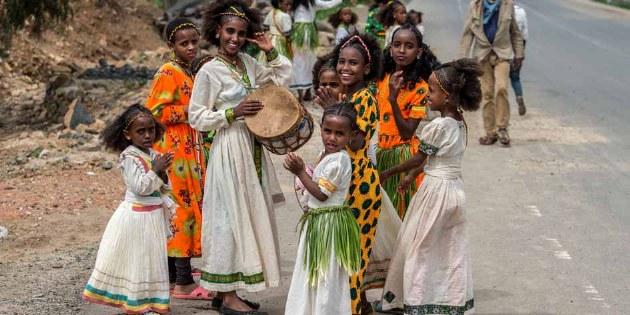 Äthiopien Radreisen