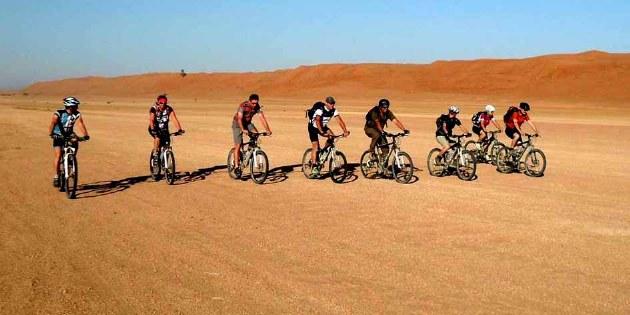 MTB-Bikereise Oman