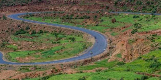 Fahrradurlaub Äthiopien