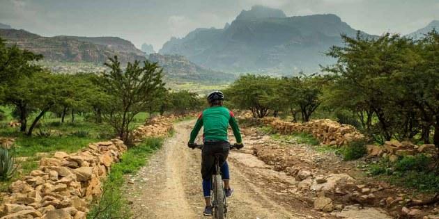 Geführte Fahrradreisen in Äthiopien