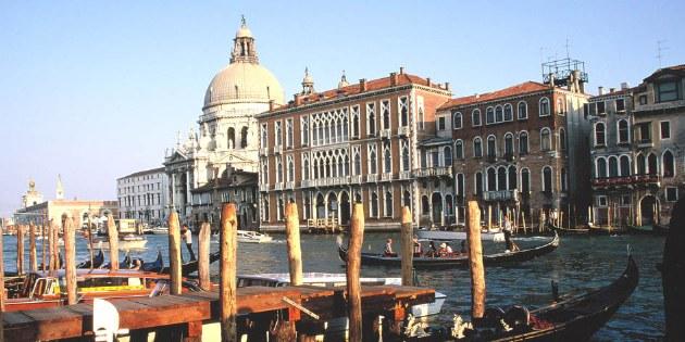 Rennradreise von München nach Venedig