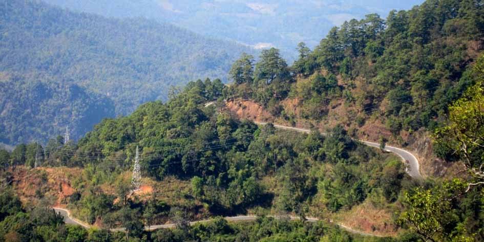 Rennradreise Thailand_Nord