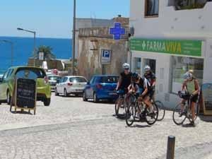 Algarve Rennradreisen