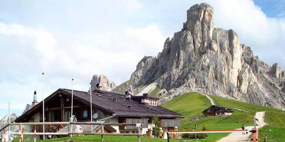 Rennradreisen Dolomiten