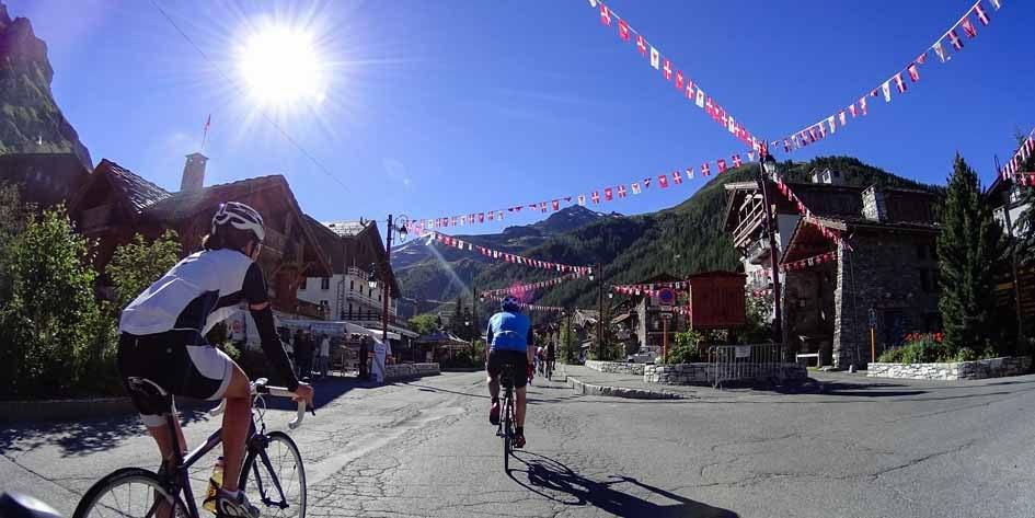 Rennradreise_Genfer See Mittelmeer