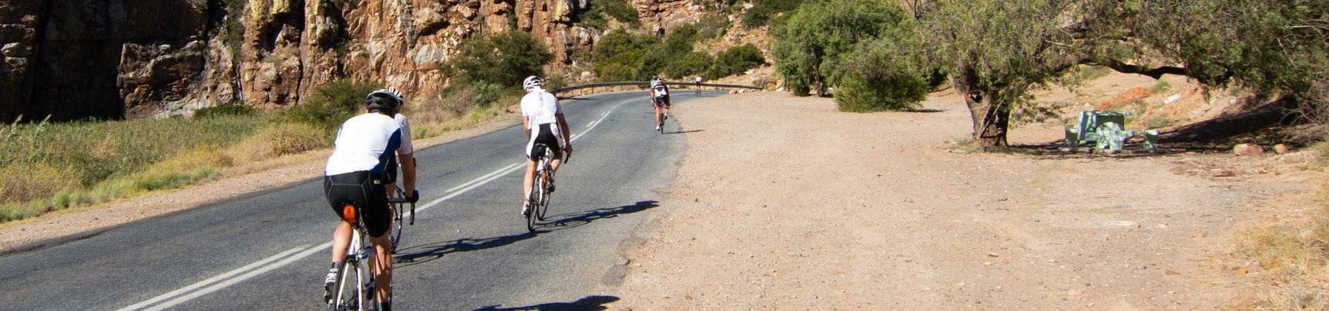 Rennradreise Südafrika Gardenroute