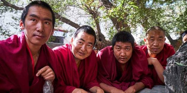 Tibet_Radsportreise