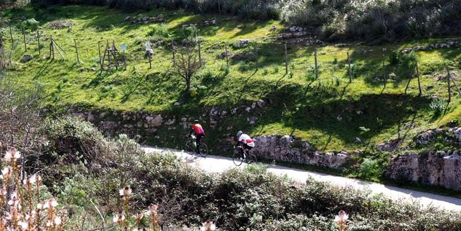 Rennradreise Sizilien