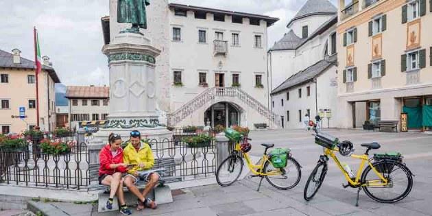 Radreise Dolomiten