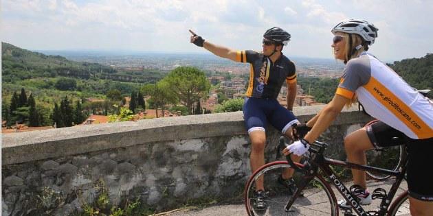 Toskana Rennradreise