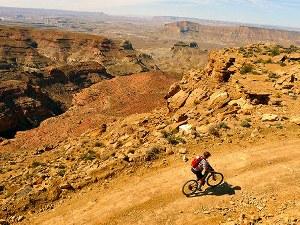 MTB Bikereise Utah USA