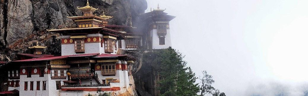 Radreise Bhutan