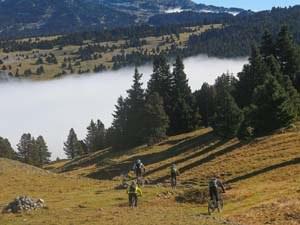 Mountainbike Reise Diois Provence