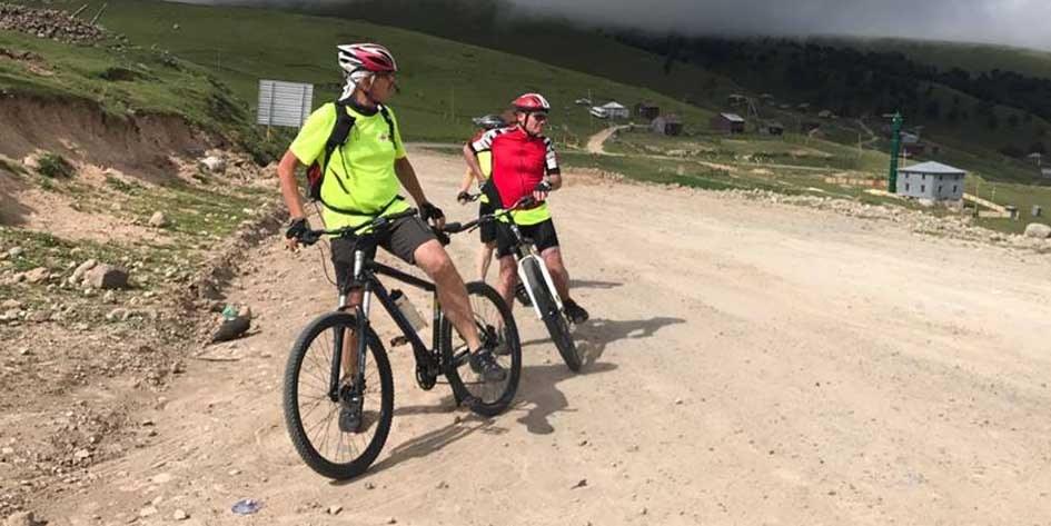 Georgien_Trekkingradreise