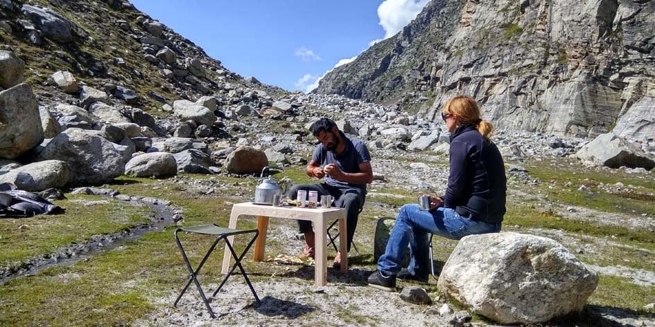 Indien Mountainbike-Reise Spiti Himalaya