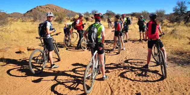 Mountainbike_Namibia_Radreise
