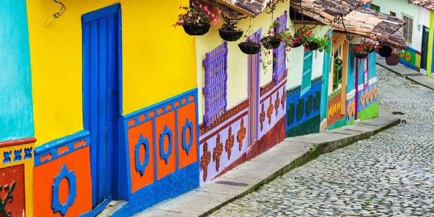 Trekkingradreise Kolumbien