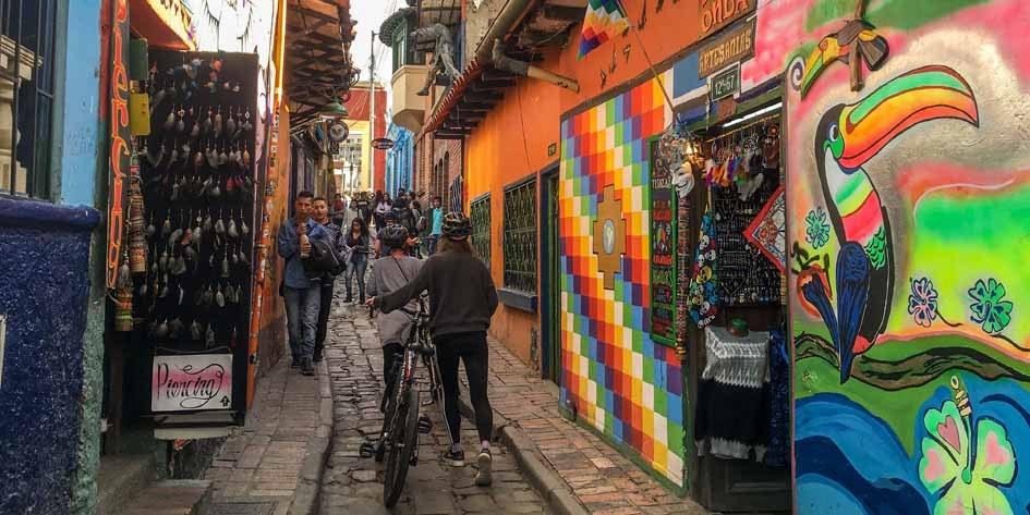 Fahrradurlaub in Kolumbien