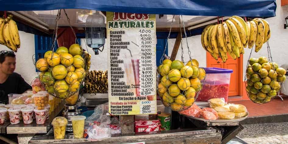 Radreisen in Kolumbien