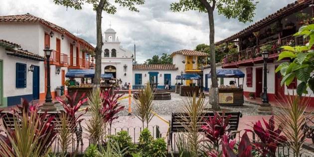 Radurlaub durch Kolumbien