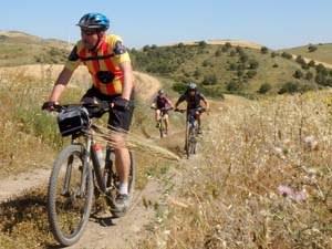 Mountainbike-Reise Sardinien