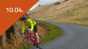 Rennradtour durch die Pyrenäen